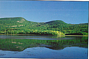 Saddle Mountain Perserve South Bay Lake Champlain New York Cs7896