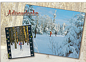 Adirondack Winter Wonderland,New York (Image1)