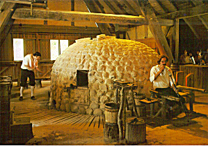 Glassshouse Interior Jamestown Virginia Cs7900