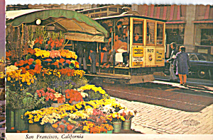 Powell and Market Street Cable Car, San Francisco (Image1)