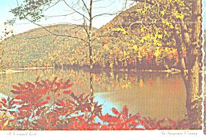 Fall Lake Scene Susquenita  Country Pennsylvania cs7925 (Image1)