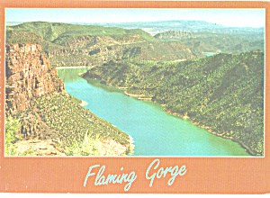 Flaming Gorge  Reservoir in Utah and Wyoming cs7936 (Image1)