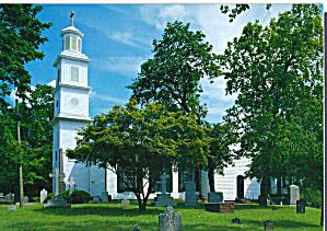 Richmond  VA,St John s Episcopal Church Exterior cs7959 (Image1)