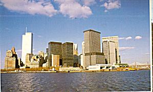 Lower Manhatten New York City Skyline cs7961 (Image1)