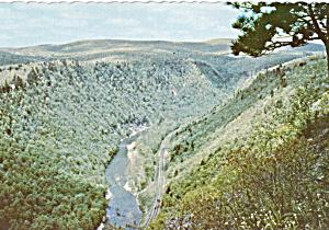 Pennsylvania Grand Canyon From Leonard Harrison State Park cs7962 (Image1)