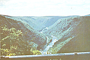 Pennsylvania Grand Canyon From Leonard Harrison State Park, (Image1)