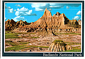 Badlands National Park, South Dakota (Image1)