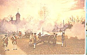 Wlliamsburg VA The Colonial Militia cs7983 (Image1)