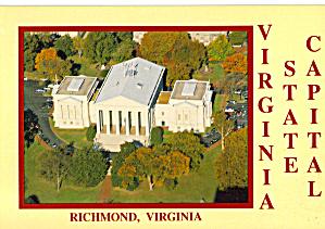 Virginia State Capitol, Richmond, Virginia (Image1)