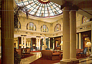 Richmond, Virginia Palm Court of The Jefferson Hotel (Image1)