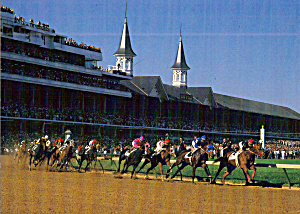 Kentucky Derby, Churchill Downs, Louisville, Kentucky (Image1)
