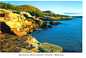 Coastline, Acadia National Park, Maine (Image1)