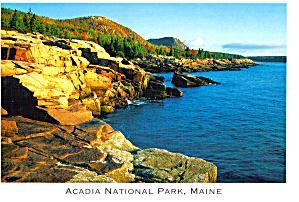 Coastline Acadia National Park Maine cs8017 (Image1)