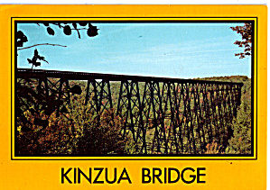 Kinzua Bridge near MtJewett,Pennsylvania (Image1)