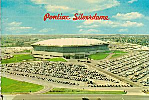 Pontiac Silverdome PontiacMichigan cs8038 (Image1)