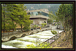 Bonneville Dam Fish Ladders (Image1)