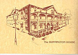 Historic Huntington House Cape May New Jersey cs8055 (Image1)