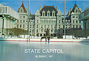 Albany New York,  State Capitol (Image1)