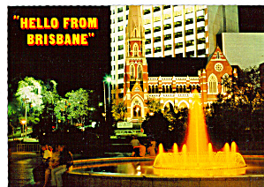 Brisbane,Queensland, Austalia, King George Square (Image1)