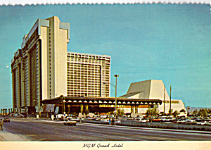 Mgm Grand Hotel Las Vegas Nevada Cs8108