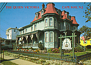 Cape May, New Jersey, The Queen Victoria (Image1)