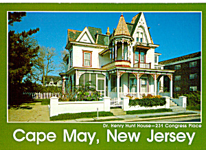 Cape May, New Jersey, Dr Henry Hunt House (Image1)