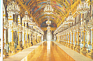 Large Gallery of Mirros Palace Herrenchiemsee Germany cs8131 (Image1)