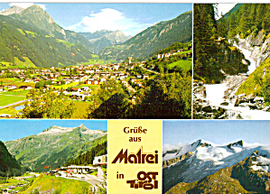 Views of Matrei in East Tyrol Austria (Image1)