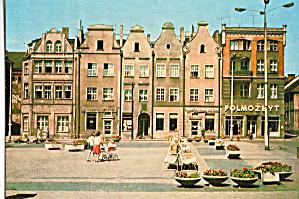 Grudziadz Poland  Street Scene (Image1)