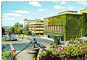 Goteborg, Sweden Street Scene (Image1)