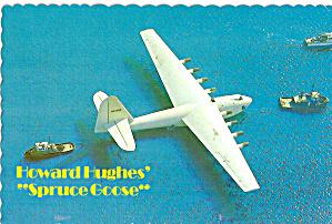 Long Beach California The Howard Hughes Spruce Goose cs8177 (Image1)