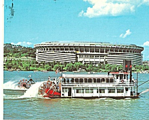 Pittsburgh Pennsylvania Three Rivers Stadium cs8183 (Image1)