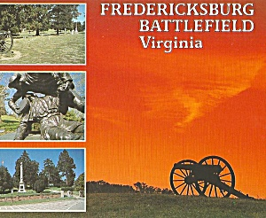 Fredericksburg Battlefield Park Virginia Cs8187