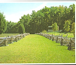 Yorktown Surrender Field Virginia Cs8188