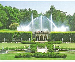 Fountain Garden Longwood Gardens Pennsylvania cs8197 (Image1)