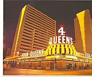 Las Vegas, Nevada 4-Queens Hotel and Casino cs8207 (Image1)