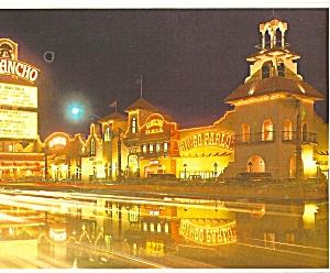 Las Vegas Nevada El Rancho Hotel and Casino cs8208 (Image1)