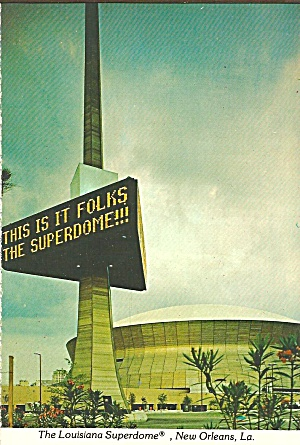 New Orleans Louisiana  Superdome cs8218 (Image1)