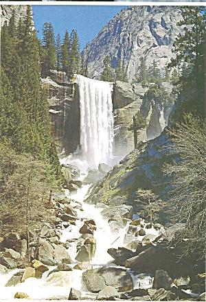 Yosemite National Park, Yosemite Falls CA cs8223 (Image1)