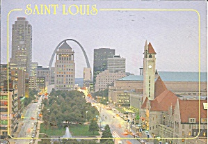 St Louis, Missouri, Market Steet Union Station, Gateway Arch (Image1)
