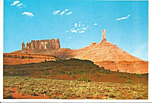 Castle Tower, Castle Valley, Utah (Image1)