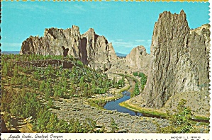 Smith Rocks, Central Oregon (Image1)