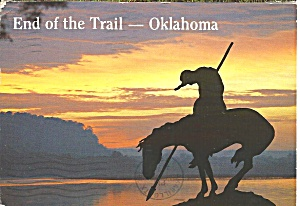 End of the Trail Oklahoma (Image1)