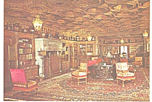 Hearst Castle California Main Library Casa Grande Cs8297