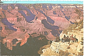 Grand Canyon National Park, Head of Bright Angel Trail (Image1)