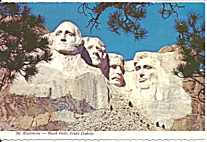 Mt Rushmore National Monument SD cs8314 (Image1)