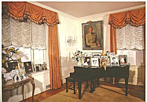 Eisenhower National Historic Site Living Room Gettysburg Pa Cs8322