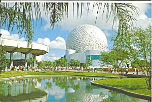Epcot Center Comunicore Future World Cs8323