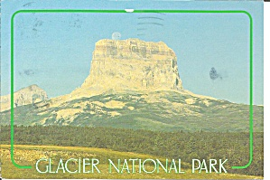Glacier National Park, Chief  Mountain (Image1)
