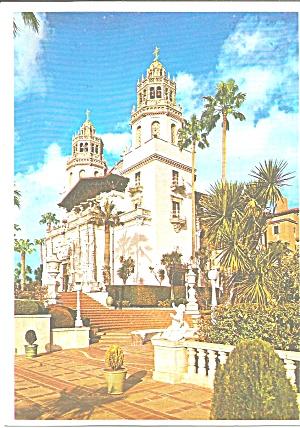 Hearst Castle San Simeon California Facade cs8329 (Image1)